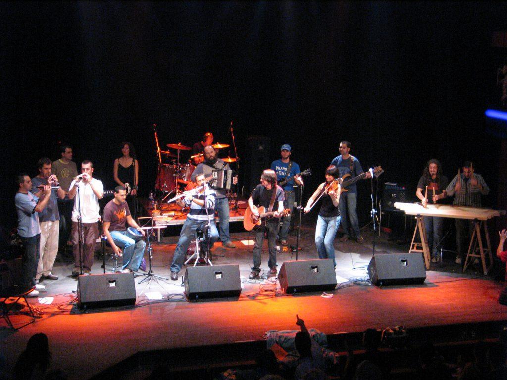 Dronadar-Bilboko Kafe Antzokian 2005