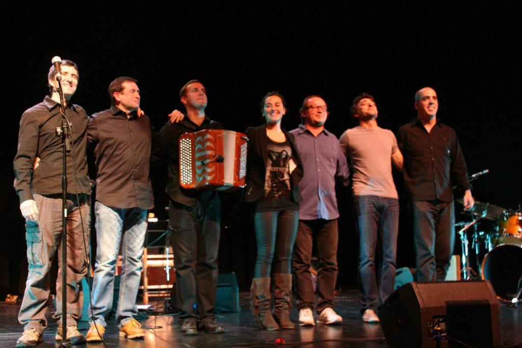 Proyecto musical de Iñaki Diéguez