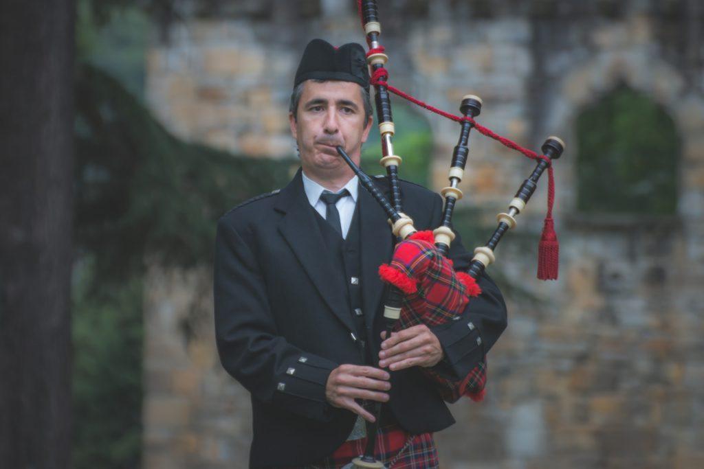 Gaitero Escocés - Scottish Bagpiper en Bilbao