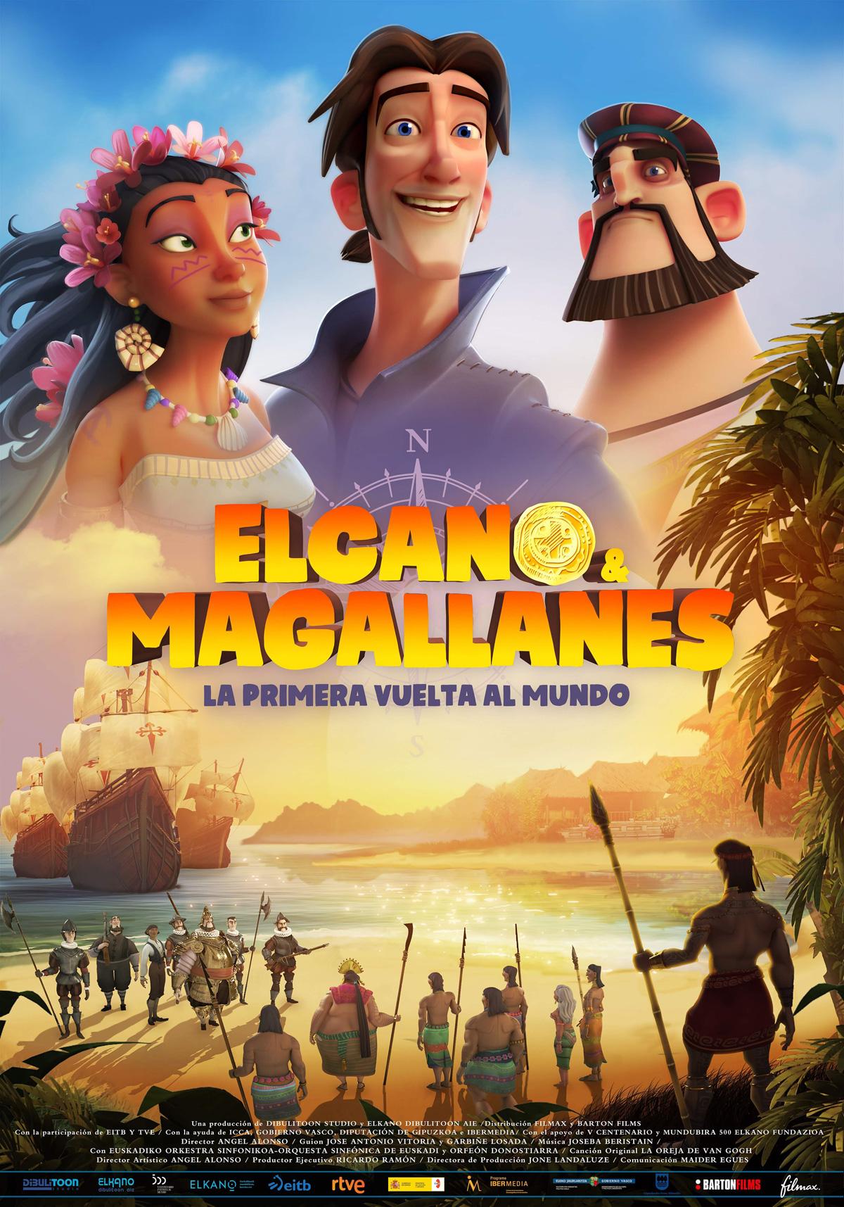 Elcano y Magallanes 2019